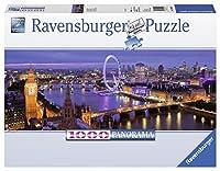 Ravensburger Puzzle 15064 - London bei Nacht, 1000-Teilig Panorama