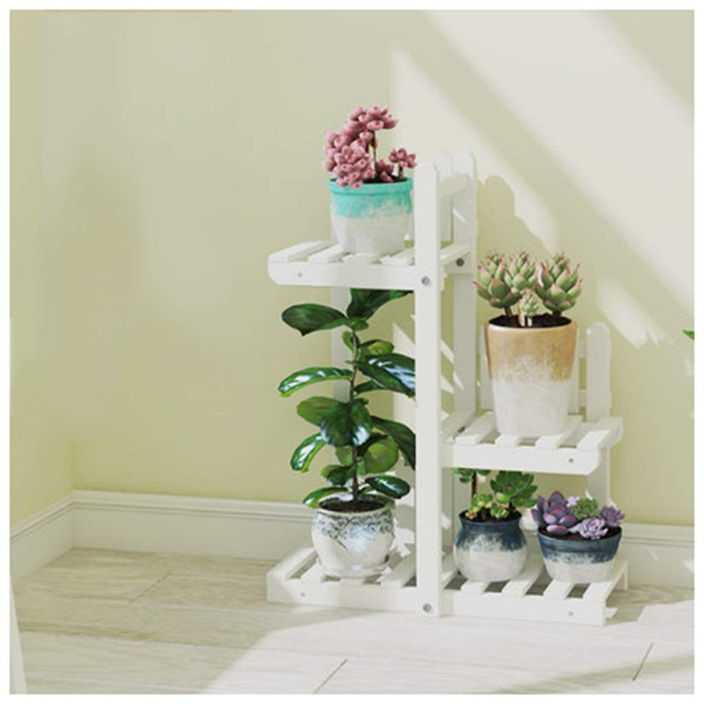 Sconto del 70% MeiMei bay Window Windowsill Windowsill Windowsill Shelf Succulente Piccola mensola a Fiori Multi-Layer Indoor Balcony Decoration Living Room (Colore   Bianca)  all'ingrosso economico e di alta qualità
