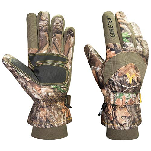Hot Shot The Hunter Glove Large Realtree Edge Frame