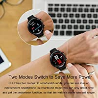 Lemfo lef2 Android 5.1 Smart Reloj teléfono Dos Modos MTK6580 Quad ...