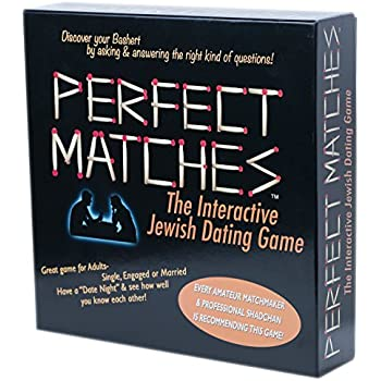 Perfect matches the interactive jewish dating game