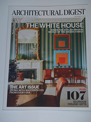 Magazine: The White House, December, 2016 ()