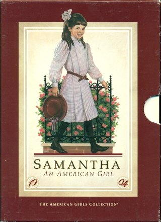 Samantha  An American Girl Box Set