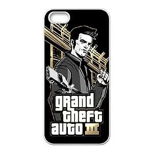 iPhone 5, 5S Phone Case Grand Theft Auto C-C629604
