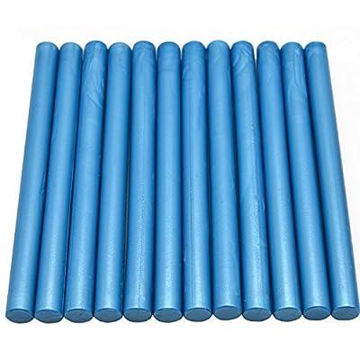 10x370mm Sealing Wax Rod Sticks for Standard Size Glue Gun