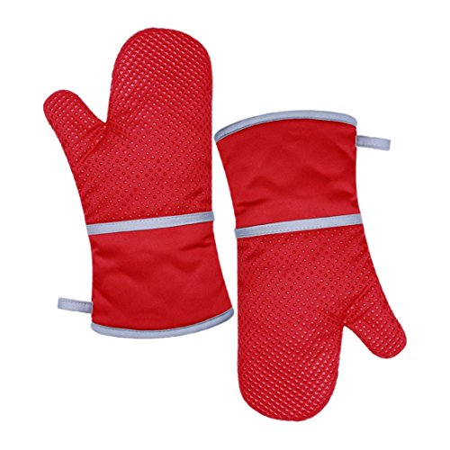 Oven Mitts - 500°F Extreme Heat Resistant Safety Gloves| Co
