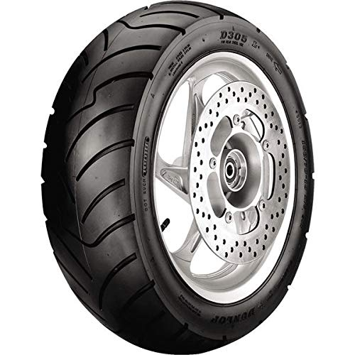 Dunlop SX01 Scooter Tire - Rear - 150/70-13 , Position: Rear, Load Rating: 64, Speed Rating: S, Tire Size: 150/70-13, Rim Size: 13, Tire Type: Scooter/Moped, Tire Construction: Bias 4280-15 by Dunlop