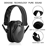 Hearing Ear Protection Safety Ear Muff,30dB SNR