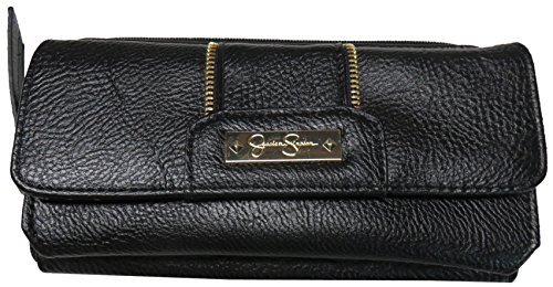 Jessica Simpson Women's Lexa Zip Around Wallet, Size 8