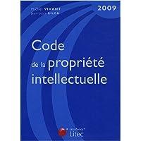 Code de la propriété intellectuelle 2009 (ancienne édition)