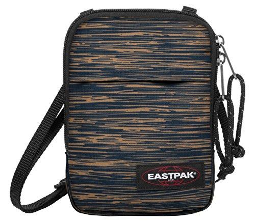 Eastpak Buddy Bolso Bandolera, 0.5 litros, Negro (Denim) Varios colores (Knit Beige)