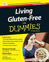 Living Gluten-Free For Dummies - Australia