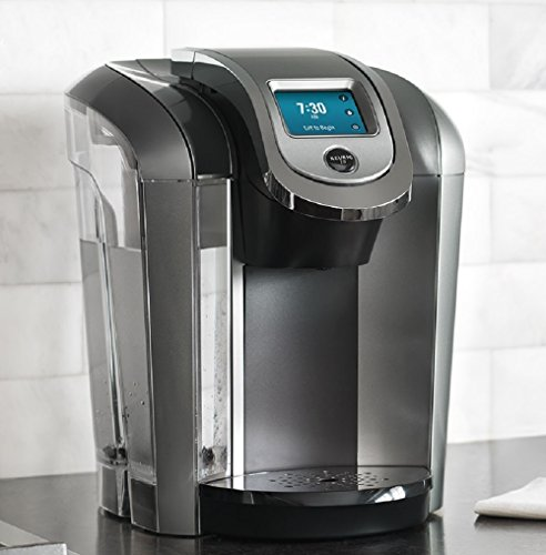 Keurig Coffee Maker Programmable : Keurig K575 Single Serve Programmable K-Cup Coffee Maker with - Import It All