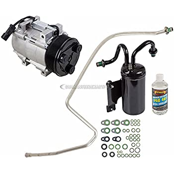 OEM AC Compressor w/A/C Repair Kit For Dodge Ram 2500 3500 - BuyAutoParts 60-83400RN NEW