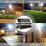 SANSI 100W LED Flood Light, 10000lm Super Bright