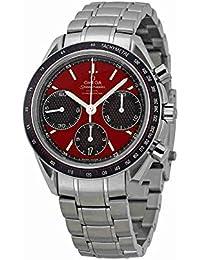 326.30.40.50.11.001 Speedmaster Racing Men's Chronograph Watch