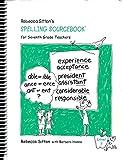 Rebecca Sitton's Spelling Sourcebook for 7th Grade Teachers 9781886050341