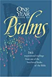 The One Year Book of Psalms, William J. Petersen, 0842343733