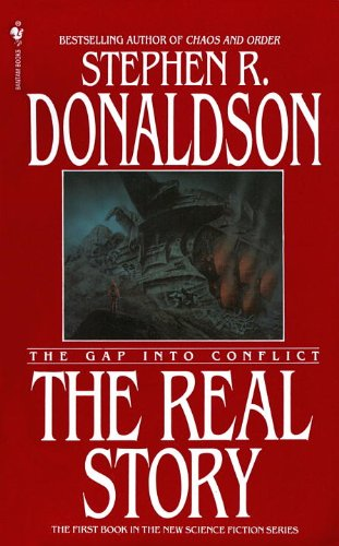 book cover of The Real Story