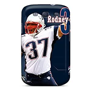 Jamesler Galaxy S3 Hybrid Tpu Case Cover Silicon Bumper New England Patriots
