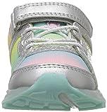 Carter's Girls' Purity Light Sneaker, Multi, 11 M