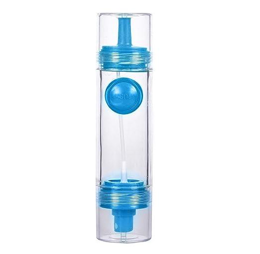 xxysm 2 en 1 Condimento Botella Dispensador de botella de salsa de ...