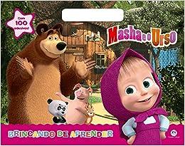 Masha E O Urso Brincando De Aprender Ciranda Cultural