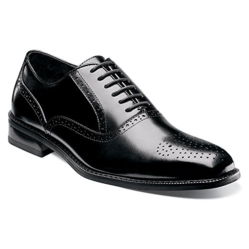Stacy Adams Mens Bishop Black