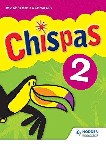 Level Pupil Book - Chispas: Pupil Book Level 2