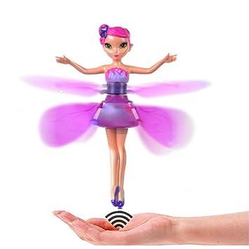 Amazon gift flying fairy doll hand infrared induction control gift flying fairy doll hand infrared induction control dolls little flying fairy princess dolls flying mightylinksfo