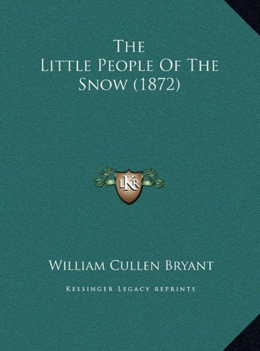 Download The Little People Of The Snow (1872) pdf