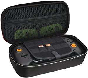 ZZYJYALG Gamepad Plastic Game Joystick Controller Handheld Controller Grip Console Double Motor Sweat-Proof Gamepads Switch Pro Host Android iOS Game Handle Mobile Phone Home Gift Box (Black)
