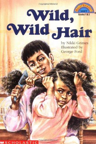 Search : Wild, Wild Hair (level 3) (Hello Reader)