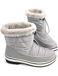 Women's Terra Waterproof Winter Ankle Snow Boots