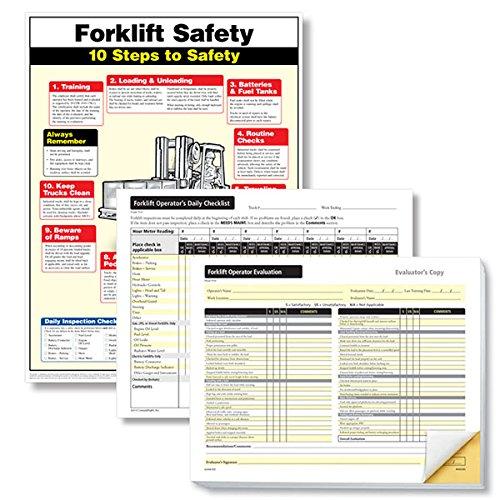 ComplyRight carretilla elevadora Kit de cumplimiento