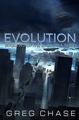 Mankind should have left Sam in peace … because now all hell is about to break loose.Greg Chase's cyberpunk fiction Evolution (Technopia Book 2)