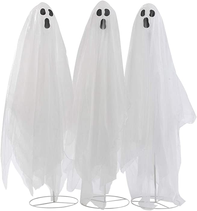 Quality Craft XL0445K Trio of Ghosts 55