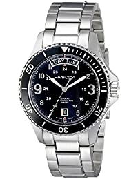 hamilton watches amazon com shop the top men s and women s hamilton men khaki navy s auto watch