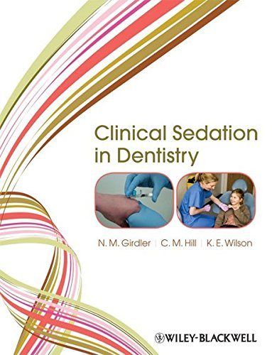 Clinical Sedation in Dentistry by Brand: Wiley-Blackwell