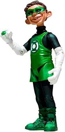 DC COLLECTIBLES MAD JUST-US LEAGUE OF STUPID HEROES GREEN ARROW ACTION FIGURE