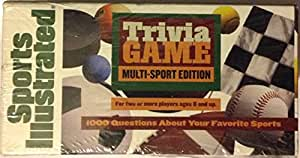 Sports Illustrated Trivia Game by Cardinal Industries
