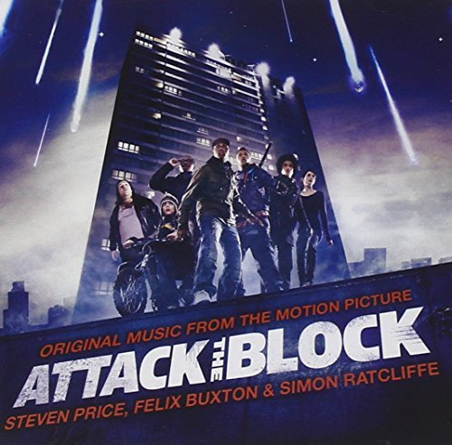 Original Music From The Motion Picture Attack The Block by Various Artists (2011-05-31)
