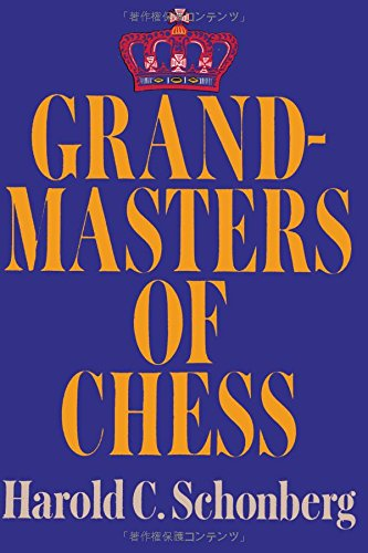 Grandmasters of Chess (Grandmaster Chess)