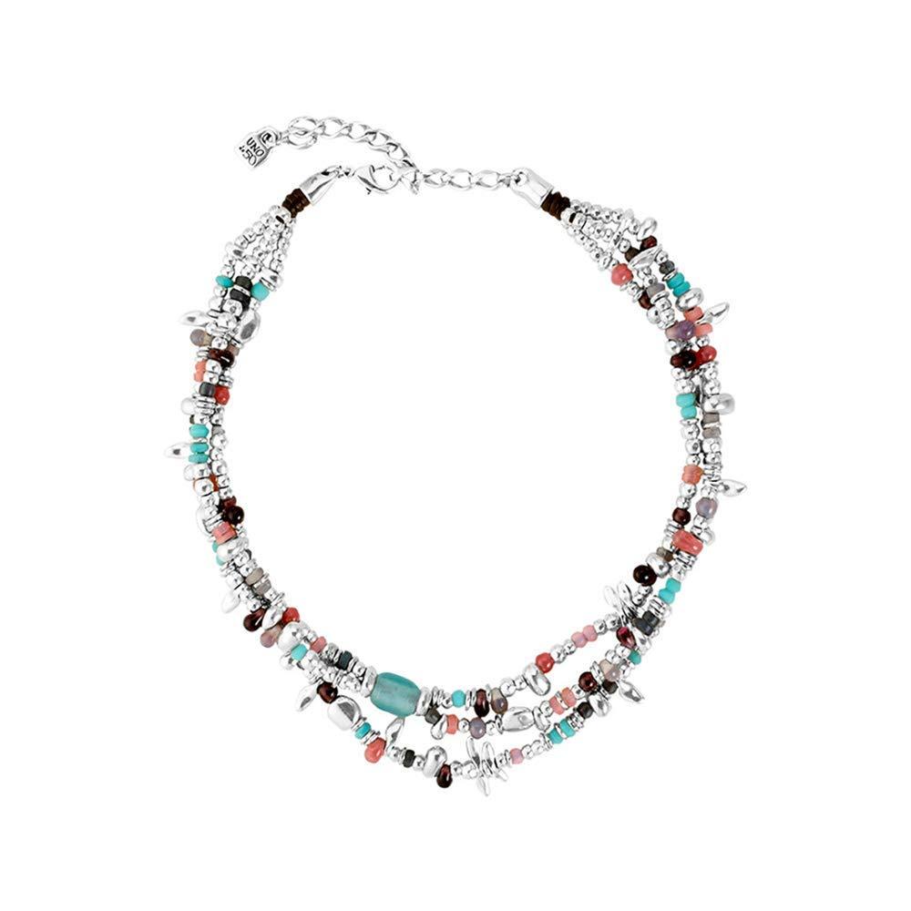 Uno de 50 Necklace Love Bubble COL1276MCLMTL0U