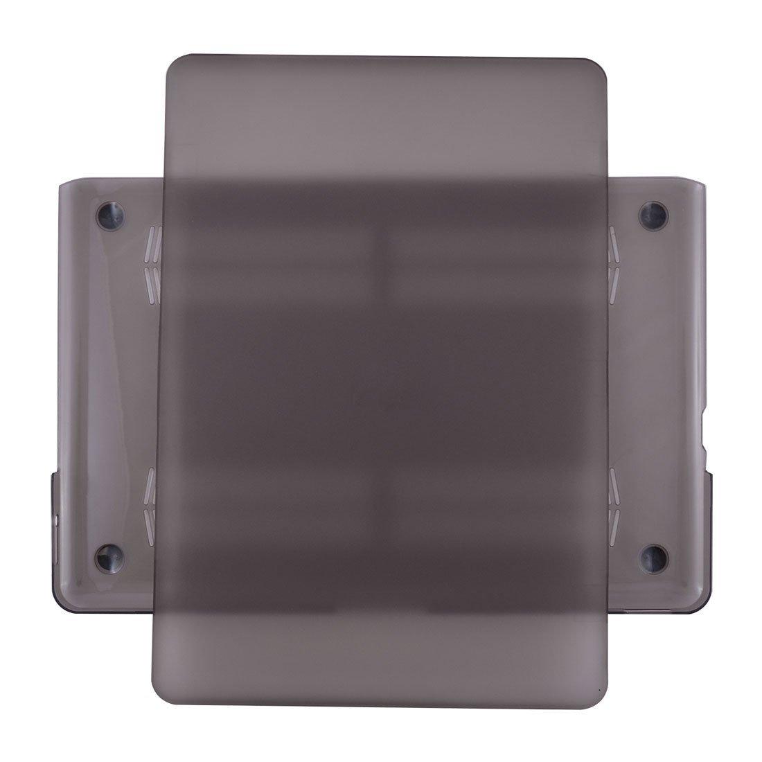 Amazon.com: eDealMax portátil PC del desgaste del plástico Protector Duro caso de la cubierta de Shell gris Para MacBook Pro DE 15 pulgadas: Electronics