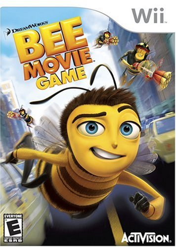Bee Movie - Nintendo Wii - Wii Movie Nintendo