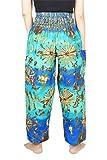 LOFBAZ Harem Pants for Women Yoga Boho Hippie
