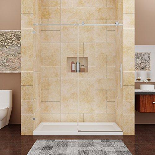 frameless shower door 60 - 6