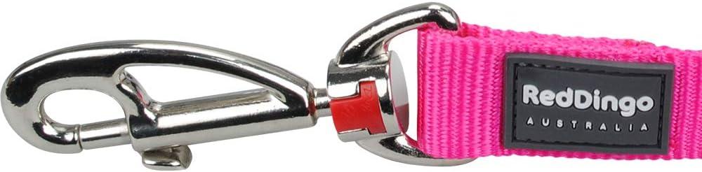 Red Dingo GmbH 9330725052635 Correa Perro Fucsia L