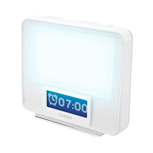 Lumie Zest - Combination Wake-up Light and SAD Light Therapy